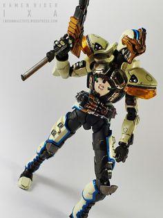 S.I.C.: Kamen Rider Ixa