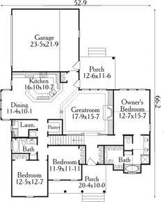 good floor plan just need a jack and jill bathroom