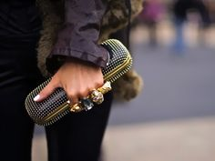 *love the clutch too.....