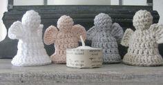 Het patroon van Crochet Angel zal ik hier nog een keer publiceren. Ik krijg veel vraag naar het patroontje.   Dus, nogmaals het vertaalde p...