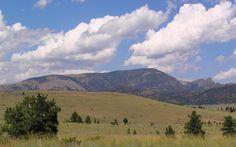 Sleeping Giant of the Rockies - Helena, #Montana