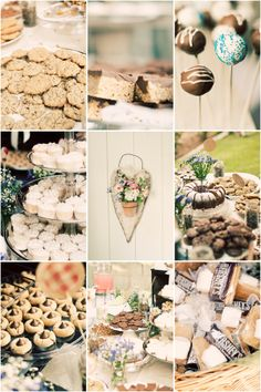 Tons of desserts! | The Budget Savvy Bride