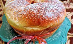 Ciambella di Pan Brioche alla marmellata | Rose Passion