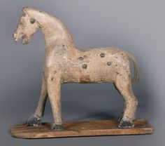 Toy Horse - Folk Art