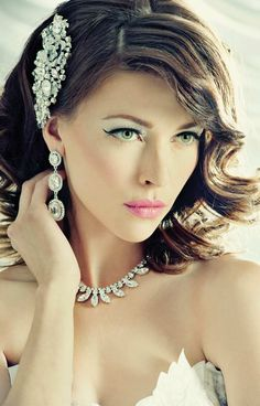 Makeup Artist For Weddings In Dc Gorgeous Hair Beautiful Pink Lips Bridal