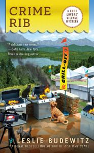 Cozy Wednesday with Leslie Budewitz – Author of Crime Rib (Giveaway too!)