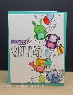 Sandy Allnock Birthday Cards 3