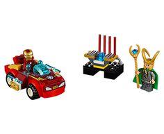 HENRY: Iron Man vs. Loki | LEGO Shop