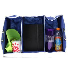 When you give a customer an item such as a Collapsible Car Organiser that is useful for carrying things and has desirable features like 3 storage compartment, two large pockets on each end, two smaller pockets on side, collapsible  More Info : http://promonordic.com/collapsible-organiser-p-8609.html