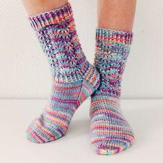 So sweet socks, finish pattern in ravelry