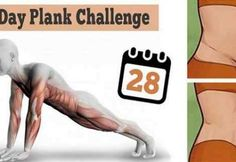 Planking Challenge To Lose Stubborn Belly Fat In Just 4 Minutes a Day!