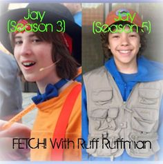 Fetch With Ruff Ruffman Cast Where Are They Now
