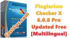 plagiarism checker x pro crack