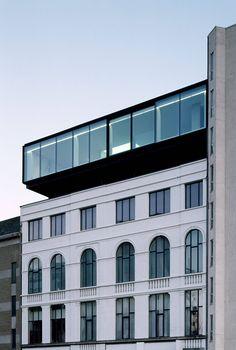 P Penthouse, Antwerp, Belgium, by Vincent Van Duysen
