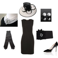 Audrey Hepburn Fashion, created by christinehege on Polyvore