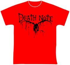 Death Note R$ 30,00 + frete Todas as cores