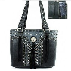 Montana Handbag – Lil Touch of Bling Boutique