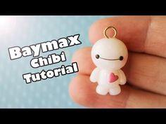 Baymax Chibi │ Polymer Clay Tutorial - YouTube