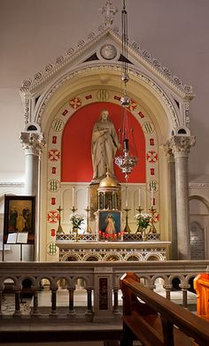 Here I am now in Ireland. Catholic Churches, Catholic Saints, Ireland Country, Cathedral Basilica, Church Architecture, Cathedrals, Christianity, Celtic, Taj Mahal