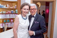 Dr Anna Kaliszewska i Ryszard Rembiszewski