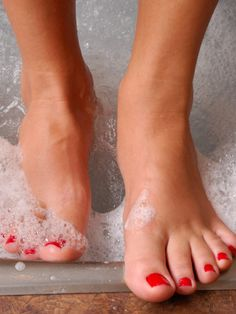 DIY Pedicure Tips - How-To Do a Pedicure at Home