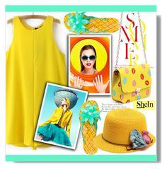 """Shein 1"" by e-mina-87 ❤ liked on Polyvore featuring Kate Spade"