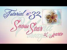 Chiacchierino ad Ago: TUTORIAL 32 – Snow Star 2° parte