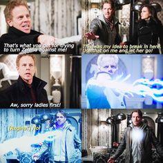 """Hades, Robin Hood and Regina - 5 * 21 """"Last Rites"""""""