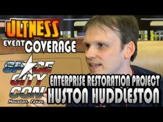 ▶ Space City Con 2013 - Enterprise D Restoration - YouTube Space City, Restoration, Sci Fi, Museum, Hollywood, Youtube, Science Fiction, Museums