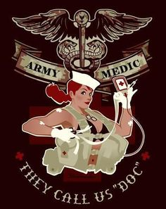 Change the US Navy Corpsman to US Army Medic and get rid of the stupid hat and it& a pretty badass tattoo. Go Navy, Navy Girl, Navy Mom, Army Medic, Combat Medic, Navy Military, Military Humor, Navy Corpsman, Hot Rods
