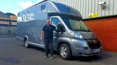 Proud of our #horseboxes, proud of our service. #KPHLTD #HorseHour #horseboxesforsale