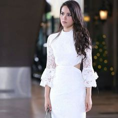 Designer Clothes, Shoes & Bags for Women Asian Woman, Asian Girl, Elegant Dresses, Formal Dresses, Cute Girl Face, Princess Style, Fashion Outfits, Womens Fashion, Traditional Dresses