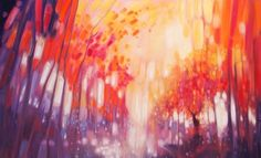 Harbinger of Autumn (in the sale) by Gill Buastamante