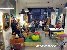 5 - Ostello Bello, Milan, Italy #hostels #milan My fav Hostel in Italy!