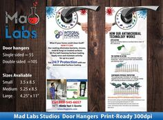 design Door Hanger for you by mad_labs