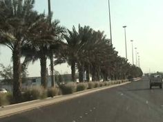 Saudi view - Medina & Jeddah Street 2015 - YouTube