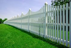 33 Best Picket Fence Landscaping Images Garden Fencing