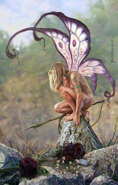 Artwork: Gimme That by fantasy artist Fred Fields. See more artwork by this featured artist on the fantasy gallery website. Fairy Dust, Fairy Land, Fairy Tales, Fantasy Images, Fantasy Artwork, Magical Creatures, Fantasy Creatures, Dragons, Kobold