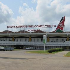 Kenya Airport. That was one of the craziest places I have ever been. It is pure madness and at the same time magical and chaotic!