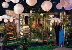 Prom Themes | Garden Theme Prom | Prom Ideas & Event Ideas, Decorations