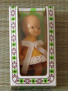 Panenka IGRA z roku 1986. Cena se v té době pohybovala kolem 20,-Kčs Vintage Toys, Retro Vintage, Doll Furniture, Memories, Frame, Decor, Pictures, Toy, Nostalgia