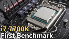 Kaby Lake i7 7700K | Fastest Processor for Gaming?