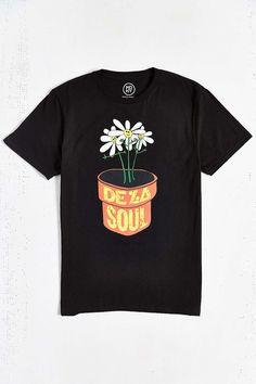 De La Soul Flower Pot Tee