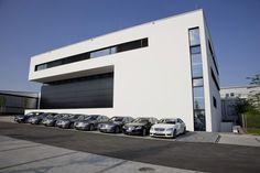 AMG Headquarters in Affalterbach, Germany.