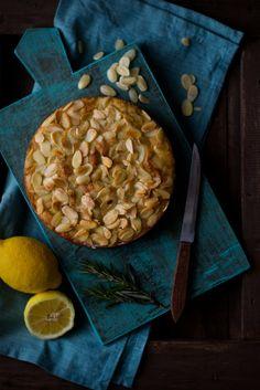 Lemon Rosemary Ricotta Olive Oil Cake 7