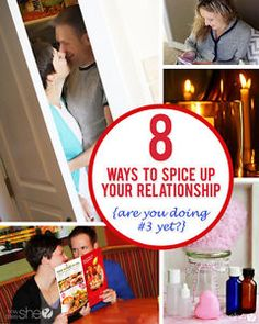 8 Ways to Spice Up Your Relationship {are you doing #3 yet?} | eBay