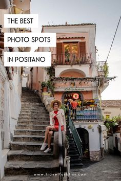 The best places for photos in Positano and also some of the best places to visit. Learn about the most beautiful locations in Positano. Europe Destinations, Europe Travel Tips, Travel Route, Backpacking Europe, Travel Advice, Travel Guides, Positano Beach, Cool Places To Visit, Best Places To Travel