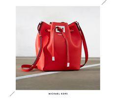 Resort 2016 designer collections: Michael Kors handbag.
