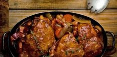 Your Go-to Classic Cuisine. To be considered a great dinner party host, you need to have a dish representing a classic cuisine when you want to impress. My go-to classic is Coq Au Vin. Gourmet Recipes, Vegetarian Recipes, Healthy Recipes, Food Decoration, World Recipes, Turkey Recipes, Tandoori Chicken, Food Print, Beef Stroganoff