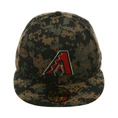 Exclusive New Era 59Fifty Arizona Diamondbacks Hat - Digi Camo b2b7485ba202